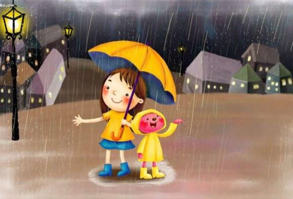 شعر انگلیسی باران