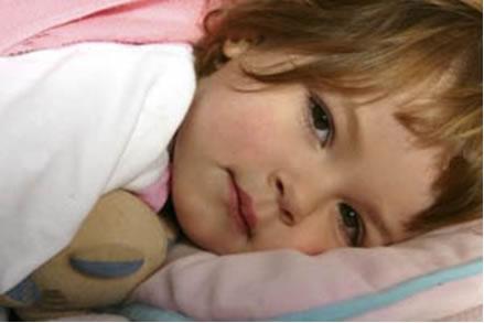 بی خوابی کودکان