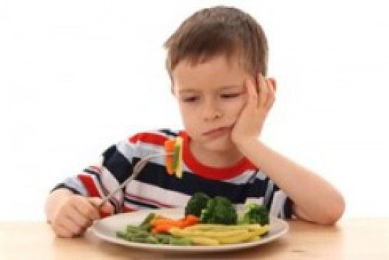 توصیه برای کودکان بدغذا