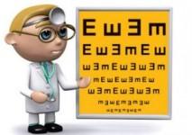 معاینات چشم پزشکی در مهدکودک تمام الکترونیک جاویدان