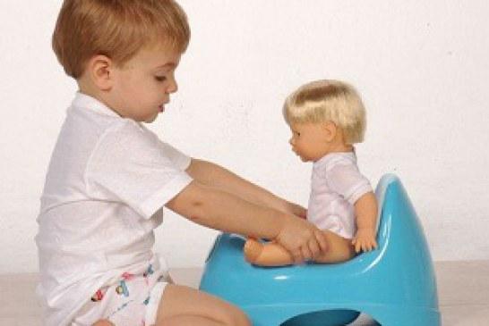 تربیت کودک برای اجابت مزاج