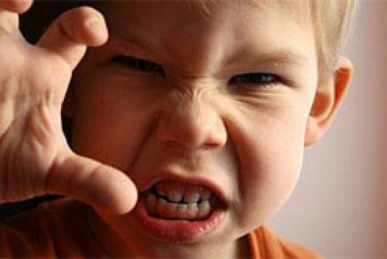 آموزش کنترل خشم به کودکان