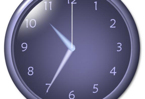 آموزش چگونگی خواندن ساعت