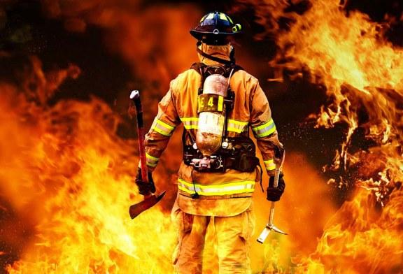 بازدید کوچولوهای مهدجاویدان از آتش نشانی