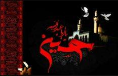 برگزاری مراسم سوگواری شهادت امام حسین (ع) در تکیه مهد کودک جاویدان