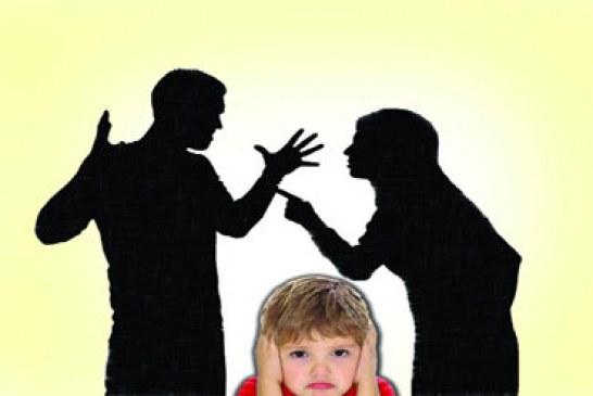 دعوای والدین در مقابل کودکان