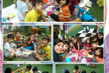جشن خاله بازی