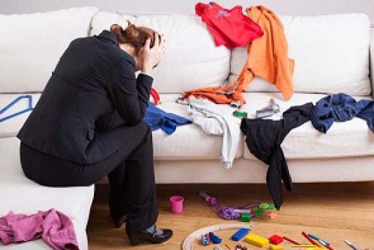 با کودکی که ریخت و پاش هایش را جمع و جور نمی کند، چه کار کنیم؟