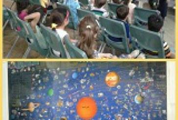 بازدید از انجمن نجوم و ستاره شناسی «ثاقب»