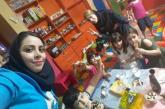 جشن بستنی در مهد جاویدان