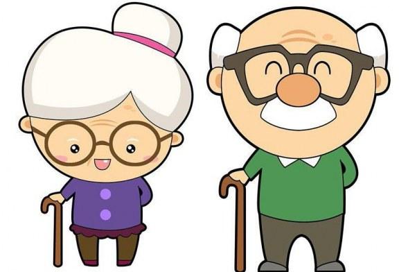 روز جهانی سالمند مبارک باد