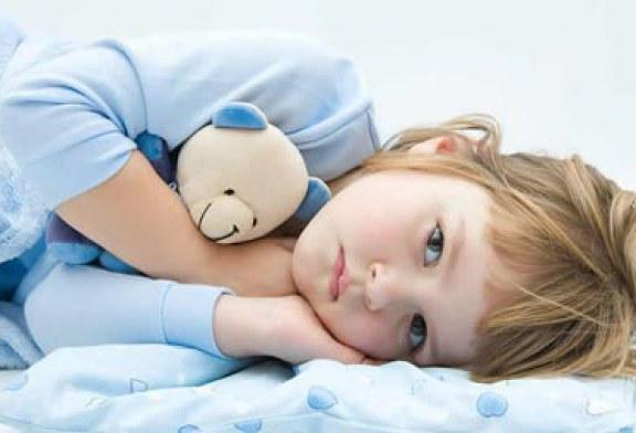 بی خوابی و بد خوابی در کودکان