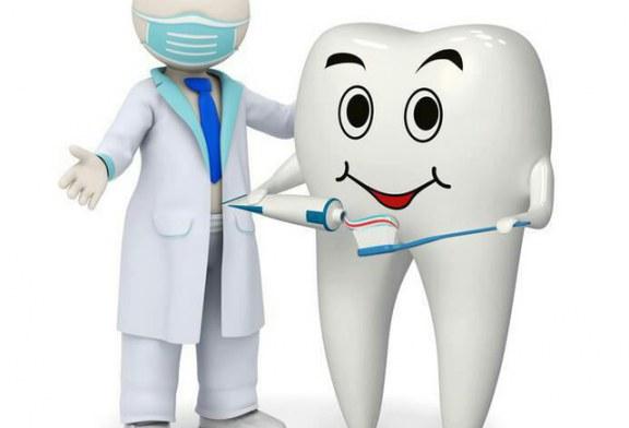 معاینه دندان نوگلان زیبای جاویدان در سال ۹۸