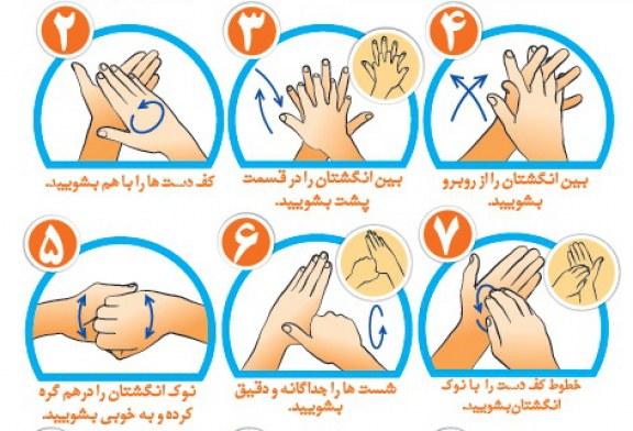 پروتکل های بهداشتی
