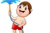شعر کودکانه در ارتباط با صرفه جویی